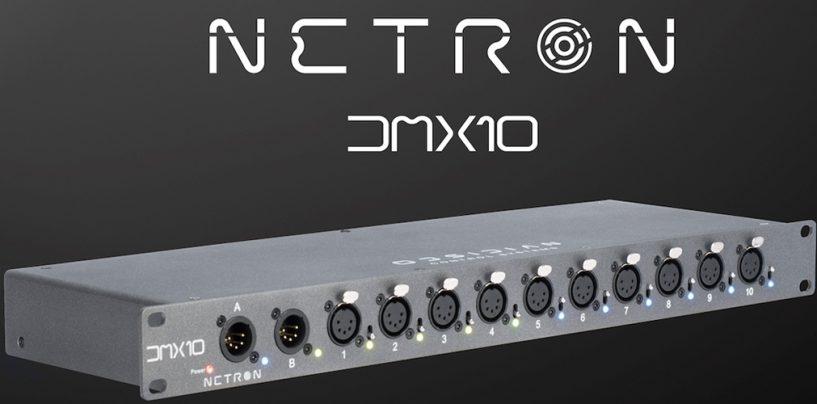 Obsidian lanza splitters Netron DMX10 de precio accesible