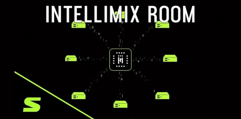 Software Intellimix Room de Shure tiene certificado para Microsoft Teams con Creston Flex