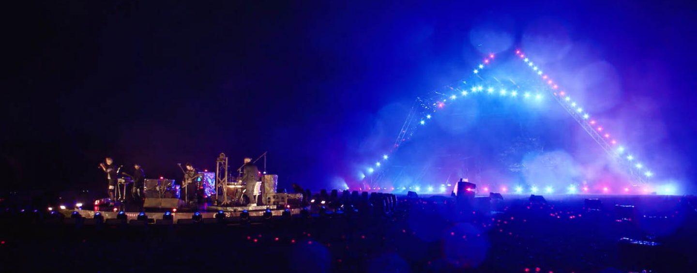 Coldplay usa iluminación Ayrton para show al aire libre
