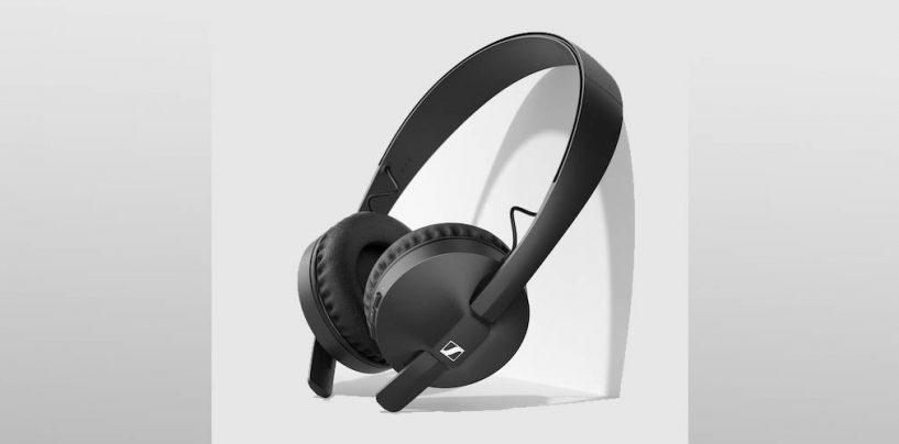 Los auriculares Sennheiser HD 250BT brindan una experiencia de estilo DJ