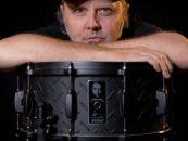 Tama celebra 30º aniversario del Black Album de Metallica con Lars Ulrich
