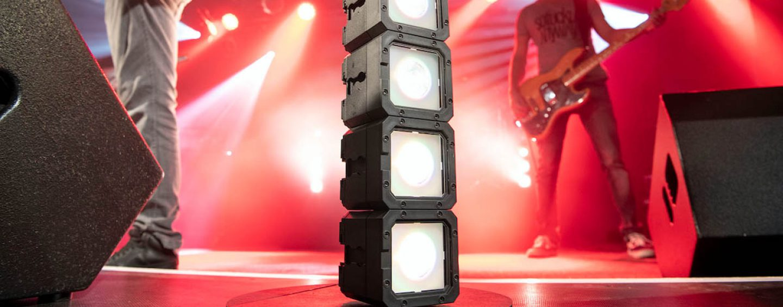 Dos nuevas herramientas de iluminación LED de Astera