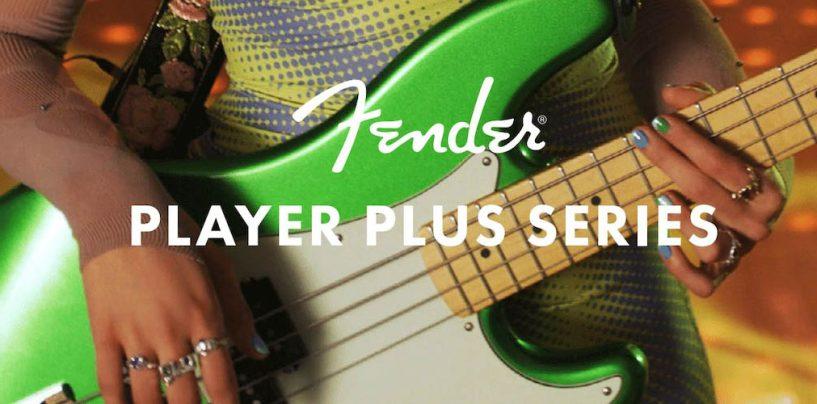Fender lanza Player Plus Series en canal en TikTok