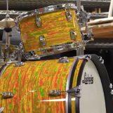 Nuevos acabados para las baterías Ludwig