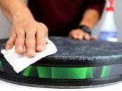 Remo: Proceso de desinfección para productos Green and Clean