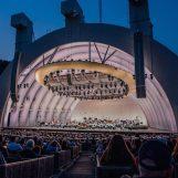 Luces Artiste Monet de Elation en el reconocido Hollywood Bowl