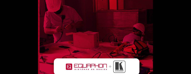 Argentina: Equaphon realiza alianza estratégica con Kramer